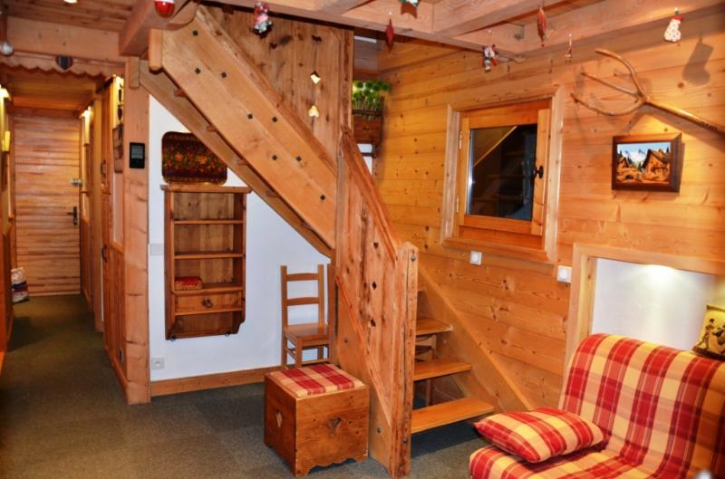 Sala de estar Locação Apartamentos 55934 Valmorel