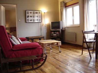 Sala de estar Loca��o Apartamentos 56119 Cauterets