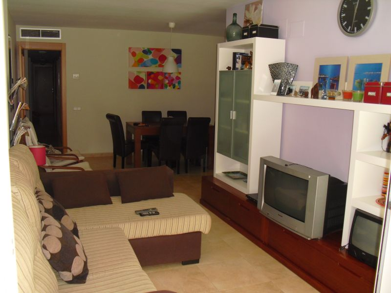 Sala Locação Apartamentos 56228 Penhíscola