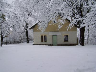 Vista exterior do alojamento Loca��o Casa 568 Seyne les Alpes