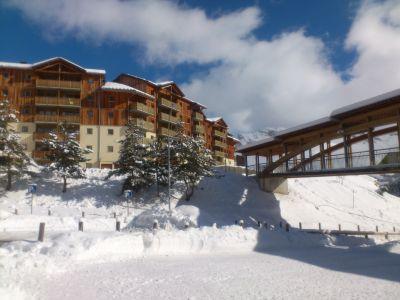 Vista exterior do alojamento Loca��o Apartamentos 56874 Superd�voluy- La Joue du Loup