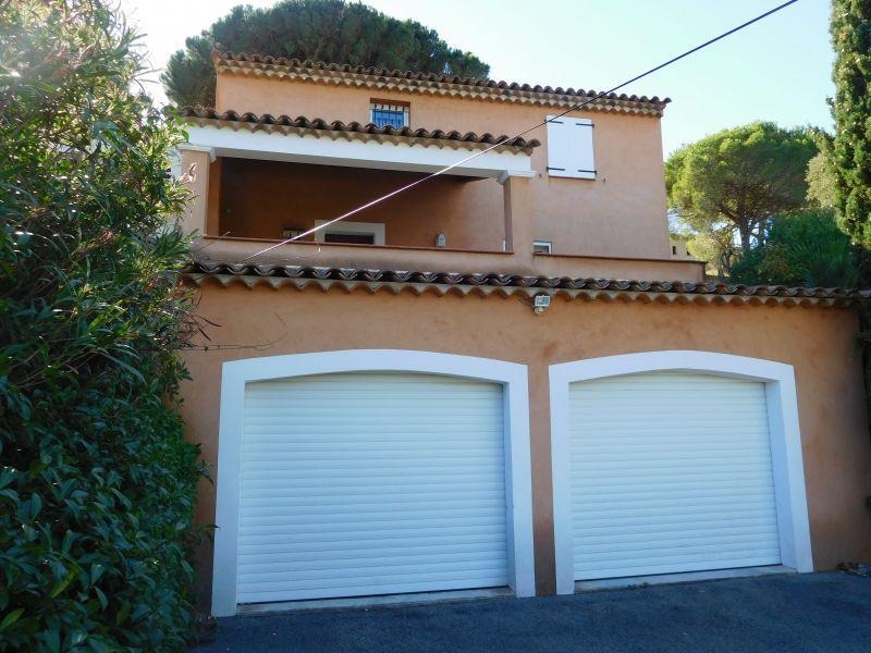 Parque de estacionamento Locação Vivenda 5713 Sainte Maxime
