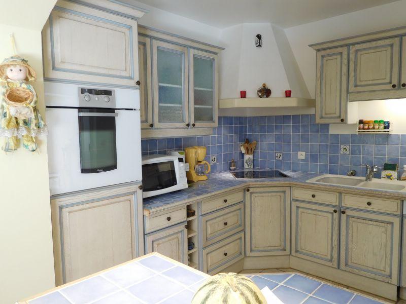 Cozinha de verão Locação Vivenda 5713 Sainte Maxime