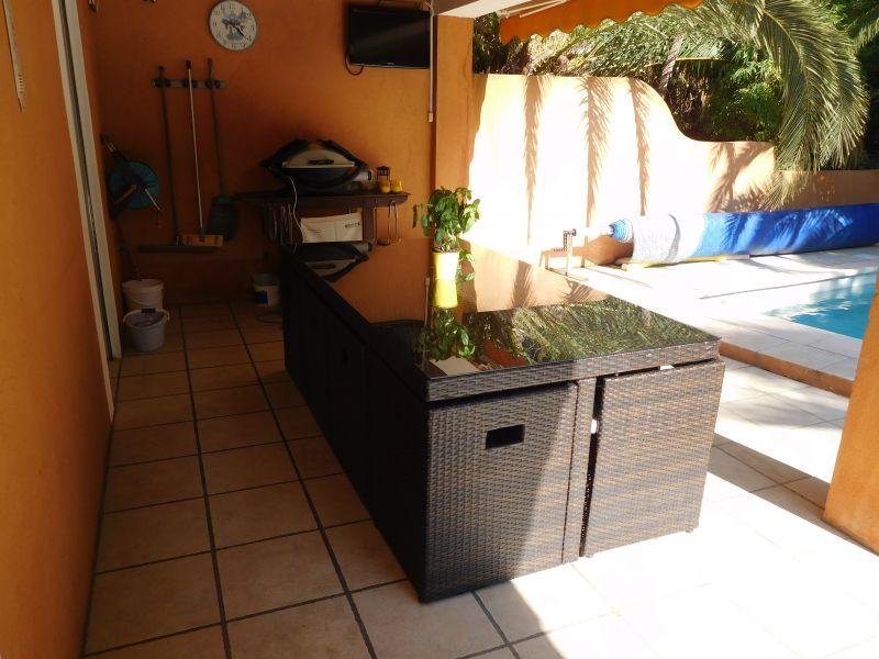 Terraço Locação Vivenda 5713 Sainte Maxime