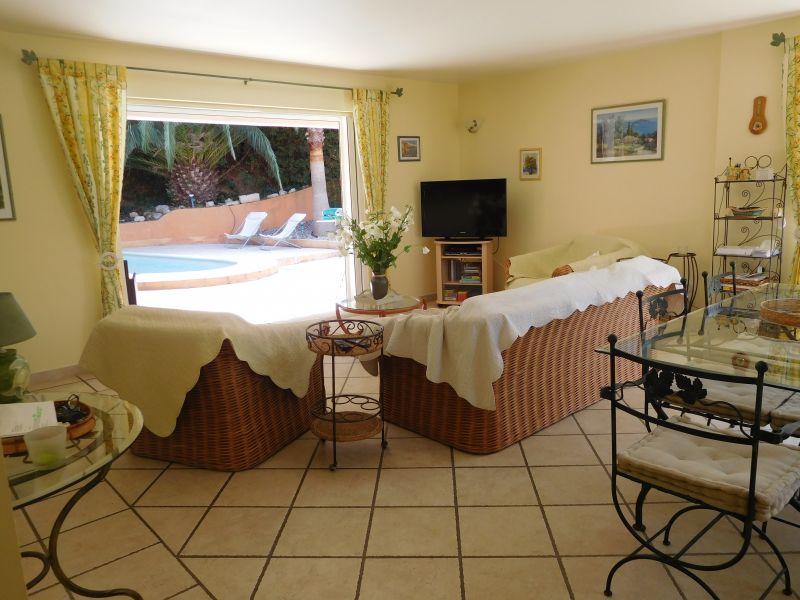 Sala de jantar Locação Vivenda 5713 Sainte Maxime