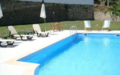 Piscina Loca��o Casa de turismo rural/Casa de campo 57445 Paredes de Coura