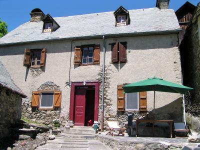 Vista exterior do alojamento Loca��o Chal� 57698 Luchon Superbagneres