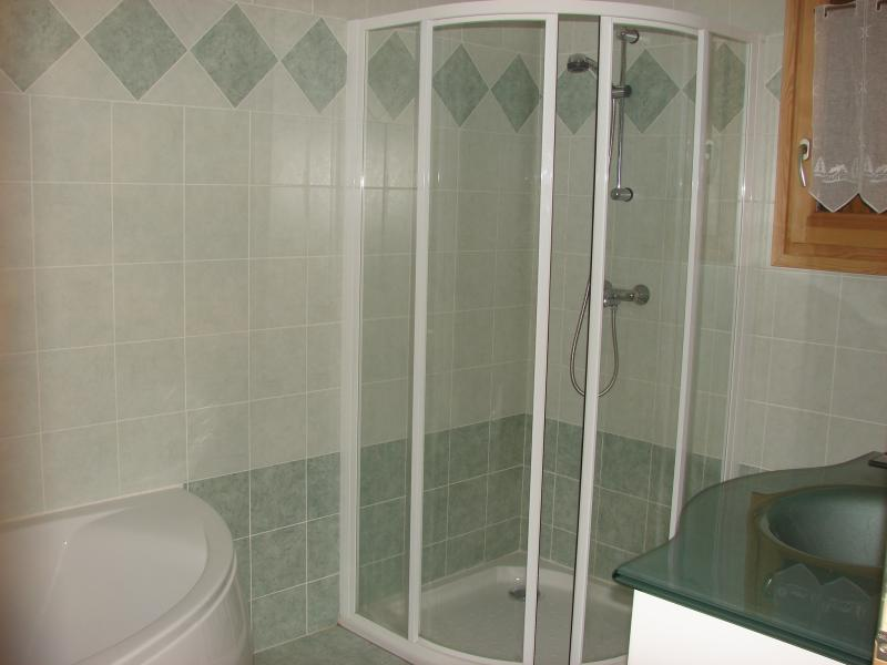 casa de banho Locação Chalé 57805 Montgenevre