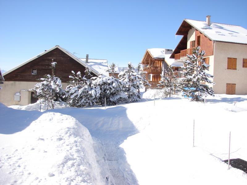 Vista exterior do alojamento Locação Chalé 57805 Montgenevre