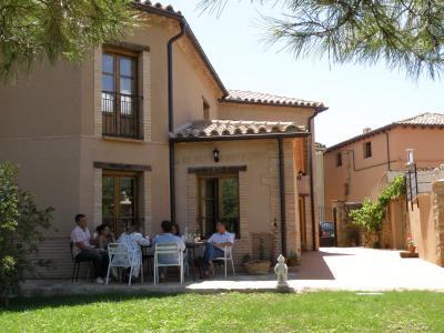 Loca��o Casa de turismo rural/Casa de campo 58524 Alqu�zar