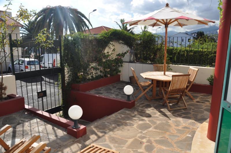 Vista do terraço Locação Apartamentos 58610 Funchal