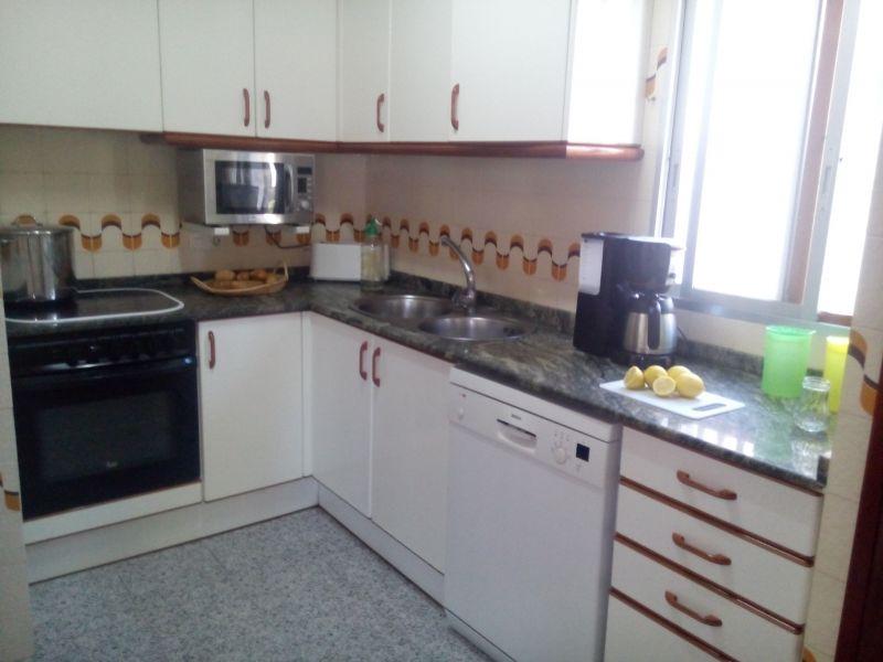 Cozinha de verão Locação Vivenda 59145 L'ampolla