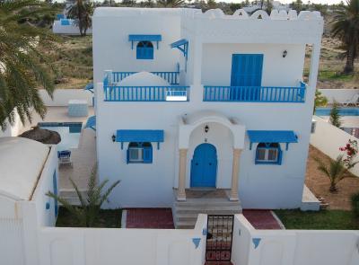 Vista exterior do alojamento Loca��o Vivenda 59238 Djerba