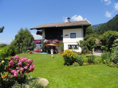 Vista exterior do alojamento Loca��o Apartamentos 59295 Millstatt