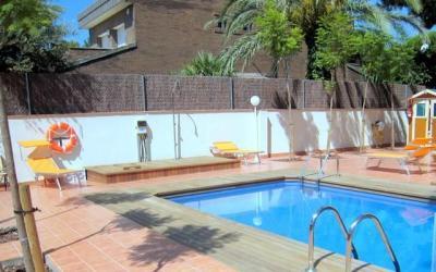Piscina Loca��o Apartamentos 59696 Casteldefels