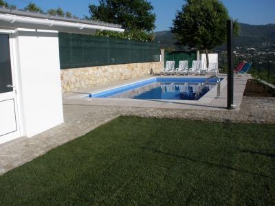 Piscina Loca��o Casa de turismo rural/Casa de campo 59825 Sever do Vouga