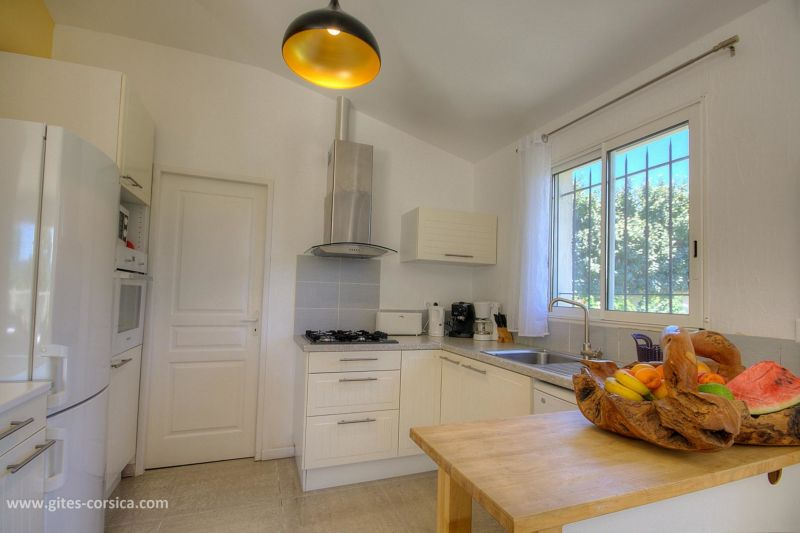 Cozinha americana Locação Vivenda 59939 Porto Vecchio