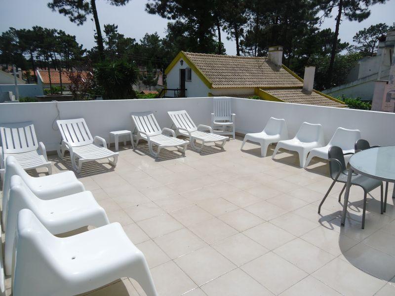 Terraço Locação Vivenda 59981 Charneca de Caparica