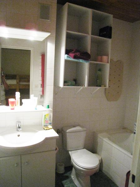casa de banho Locação Apartamentos 60012 Tignes