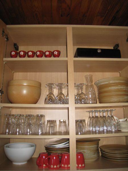 Cozinha americana Locação Apartamentos 60012 Tignes
