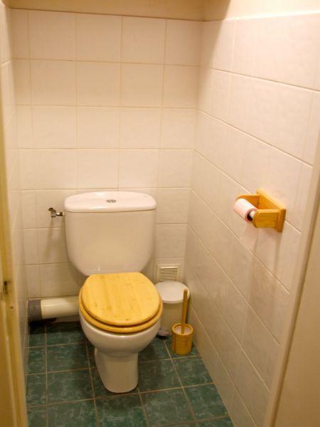 WC separado Locação Apartamentos 60012 Tignes