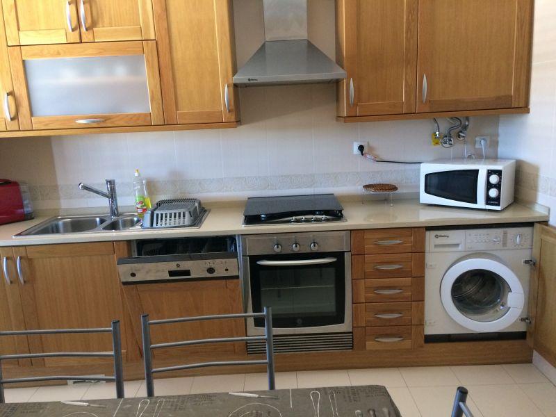 Cozinha independente Locação Apartamentos 60959 Carvoeiro