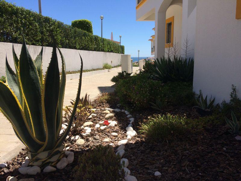 Entrada Locação Apartamentos 60959 Carvoeiro