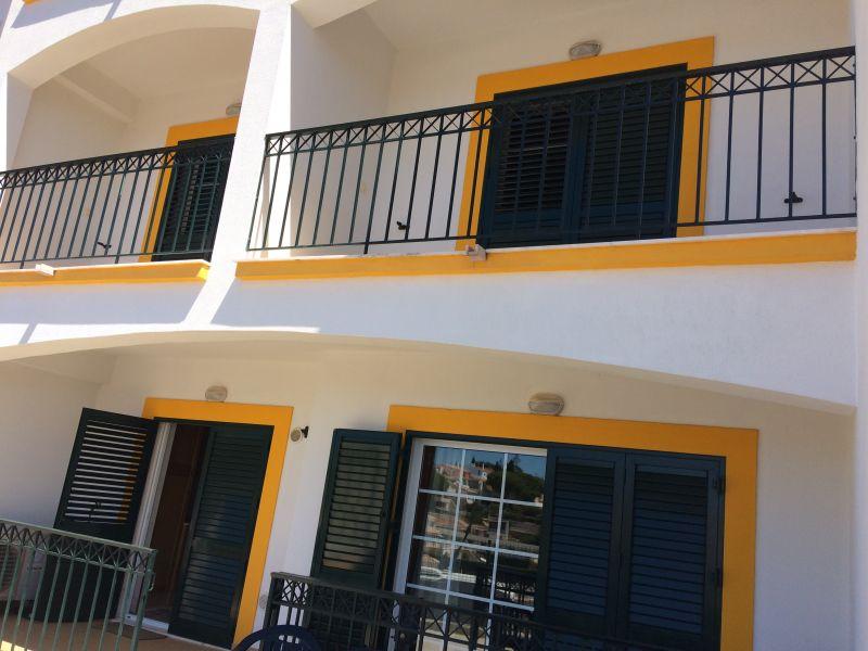 Vista desde do alojamento Locação Apartamentos 60959 Carvoeiro