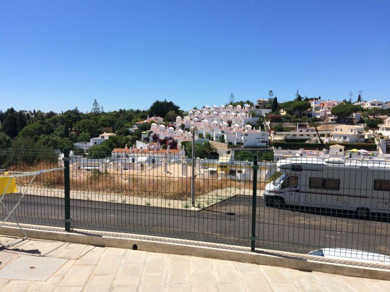 Vista do terraço Locação Apartamentos 60959 Carvoeiro