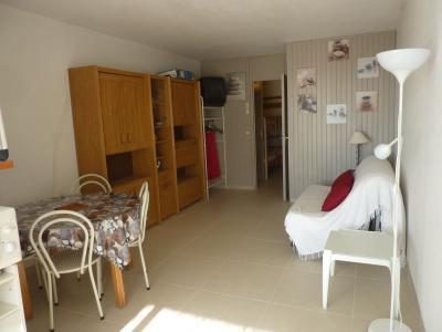 Sala de estar Locação Estúdio 6111 Palavas-les-Flots