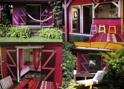 Loca��o Casa de turismo rural/Casa de campo 61341 Sainte Anne (Guadalupe)