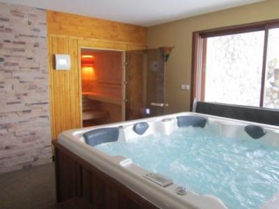 Piscina Loca��o Casa de turismo rural/Casa de campo 61378 Saint Lary Soulan