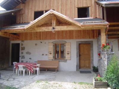 Vista exterior do alojamento Loca��o Apartamentos 61931 Saint Jean d'Aulps- La Grande Terche