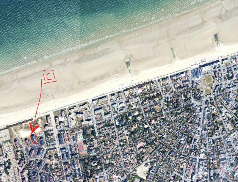 Mapa Locação Apartamentos 62963 Cabourg