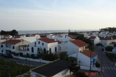 vista da varanda Loca��o Apartamentos 63105 Vila Real de Santo Ant�nio