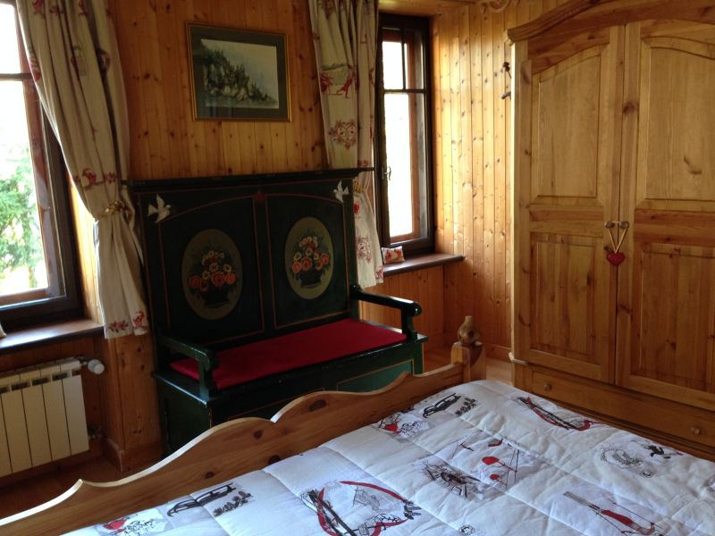 quarto 1 Locação Apartamentos 647 Chamonix Mont-Blanc