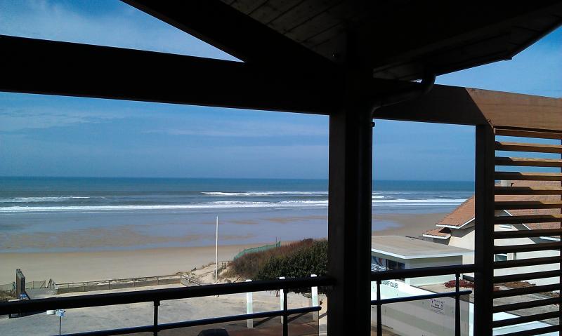 vista da varanda Locação Apartamentos 6527 Mimizan