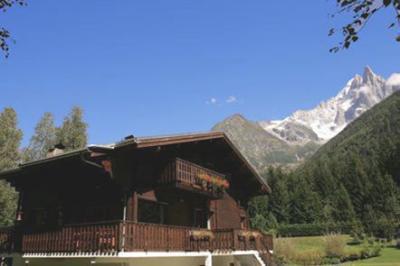Vista exterior do alojamento Loca��o Chal� 682 Chamonix Mont-Blanc
