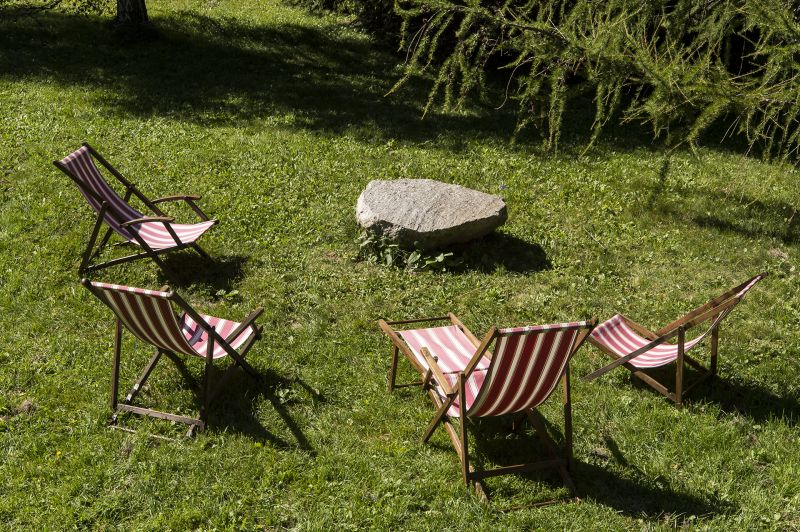 Jardim Locação Chalé 706 Chamonix Mont-Blanc