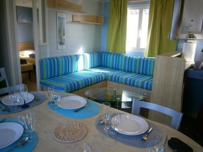 Sala Locação Mobil Home 7433 Perros-Guirec