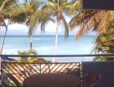 Terra�o Loca��o Est�dio 8007 Gosier (Guadeloupe)
