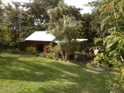 Vista exterior do alojamento Loca��o Casa de turismo rural/Casa de campo 8024 Sainte Anne (Guadalupe)