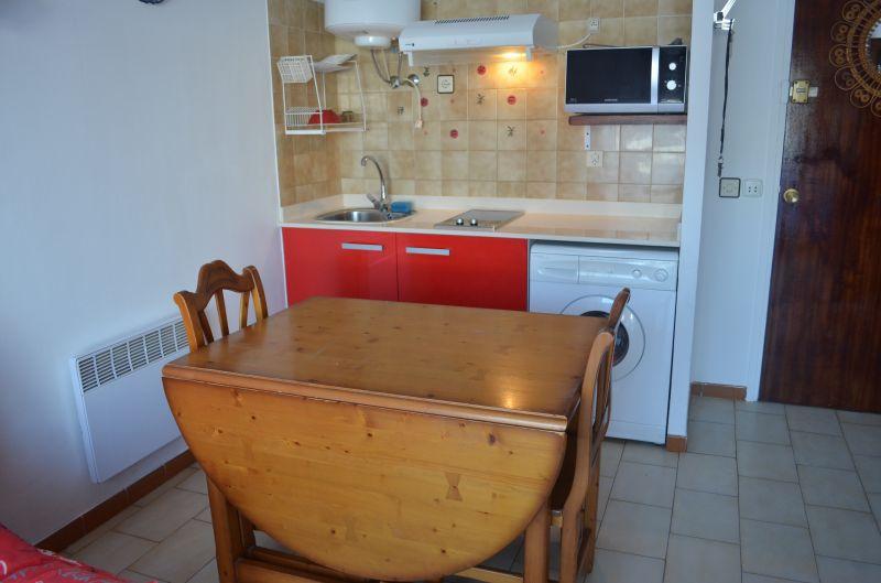 Cozinha de verão Locação Apartamentos 8260 L'escala