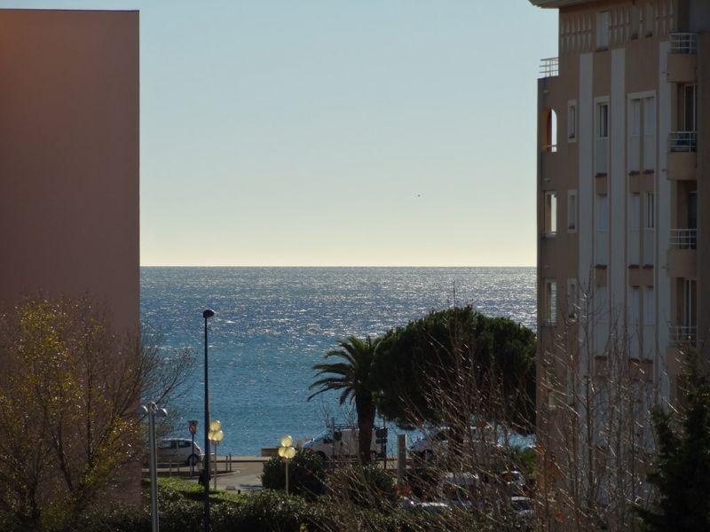 vista da varanda Locação Apartamentos 8488 Fréjus
