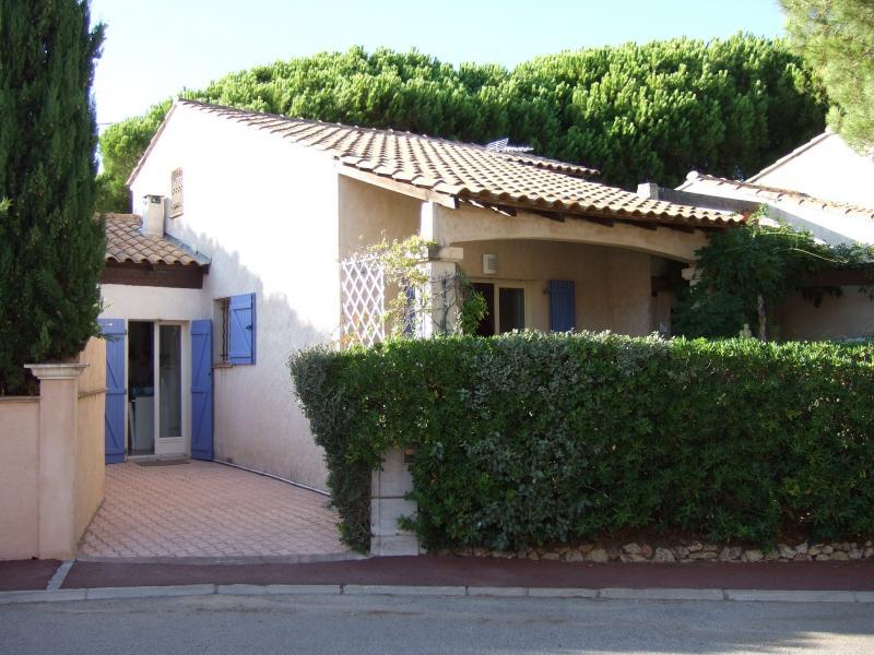 Vista exterior do alojamento Locação Vivenda 8541 Sainte Maxime