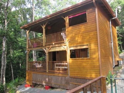 Loca��o Casa de turismo rural/Casa de campo 100331 Bouillante