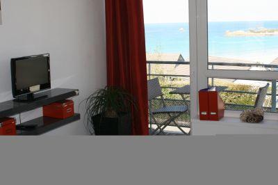 Sala de estar Locação Apartamentos 114258 Perros-Guirec