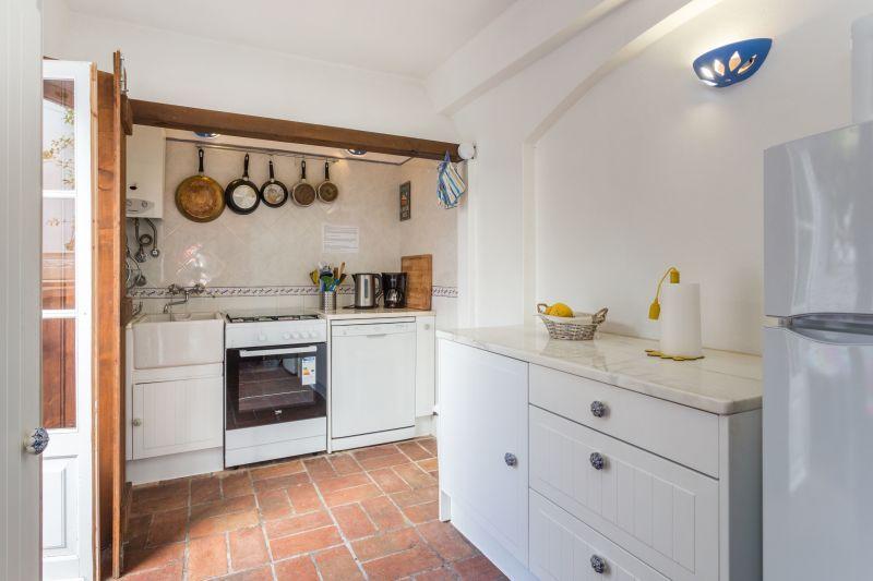 Cozinha de verão Locação Casa 115150 Tavira
