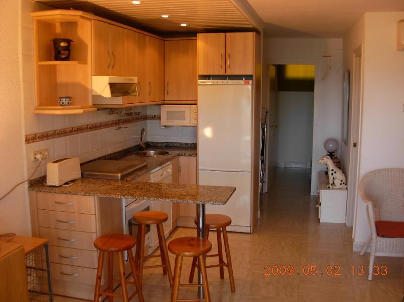 Cozinha americana Locação Apartamentos 66831 Salou