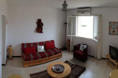 Sala de estar Loca��o Apartamentos 70894 Monastir